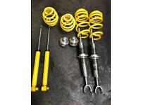 Vw Passat / Audi A4 coilovers