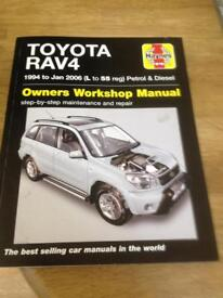 Toyota manual