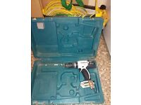 Makita dhp 453 body and case only