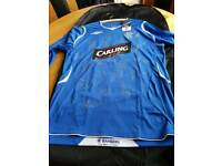 Rangers Signed shirt