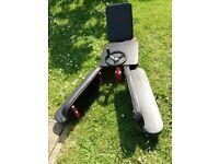 leg stretcher/splitz by action fitness,
