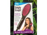 Hair Straightener Pink
