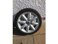 Mini Cooper S Wheel