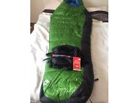 North Face Superlight 650 Extreme Weather Sleeping Bag - Not Used