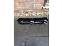 VW POLO R line front grill 2009-2014 GEN PART