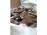 Surplus Oak Barrel Firewood