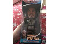 Star Trek figure Captain Kruge