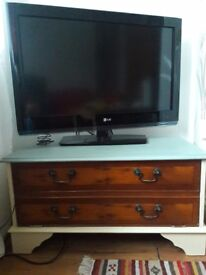 TV Stand / Cabinet - Solid wood.