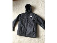 North Face jacket (size large junior, approx age 13)