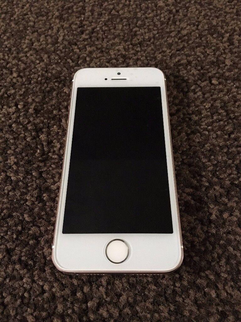 iPhone 5S 16GB Unlocked Rose Gold