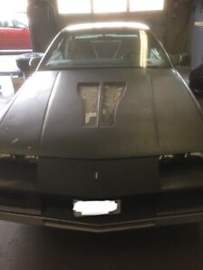 Classic Z28 Chevy Camero T-top