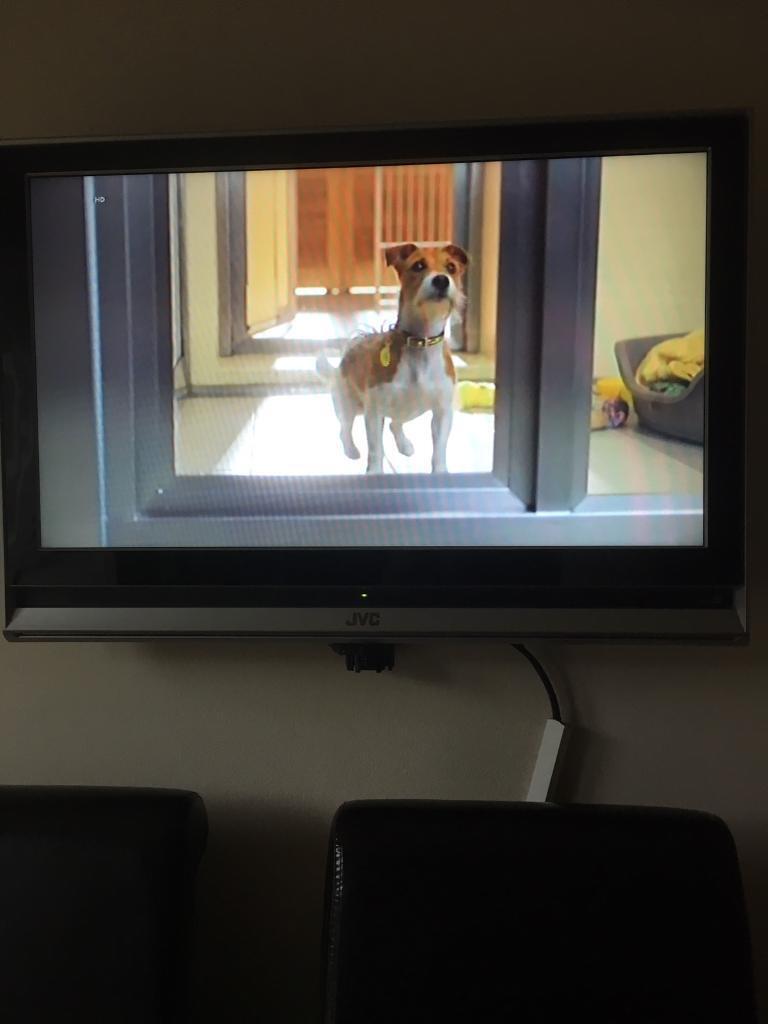 JVC 32 inch flat screen TV