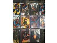 Ultimate Spider-Man comic books issue 50-60