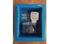 Lomography Diana F+ Medium Format Camera w/ flash - 75mm lens - film + book inc