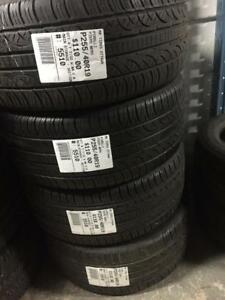 255/40/19 Pirelli PZERO NERO (All Season)