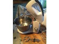 Breville kitchen stand mixer detachable