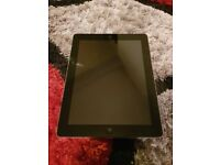 IPad 2 , 16gb with charger and flip case