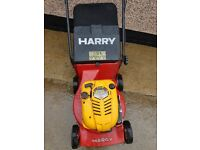 Harry 20inch 6hp petrol push lawnmower
