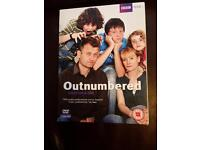 Outnumbered DVDs Series 1 and 2