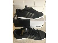 Men's Adidas trainers size 9