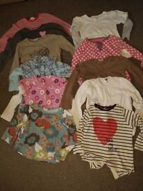 girls cloths bundle 3-4 years