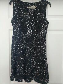 Pattern dove patterned dress