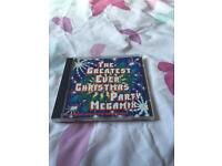 The greatest ever Christmas party megamix cd album