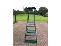 Tennis Coart Umpire Chair (Aluminium)