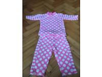 Swim suit (aged 7-8yrs)