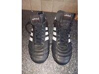 Addidas kaiser 5 football boots