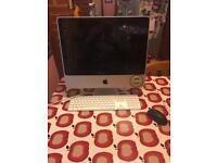 Apple iMac desktop computor