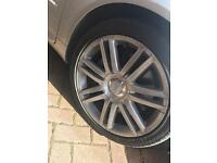 Audi S4 Alloy Wheels