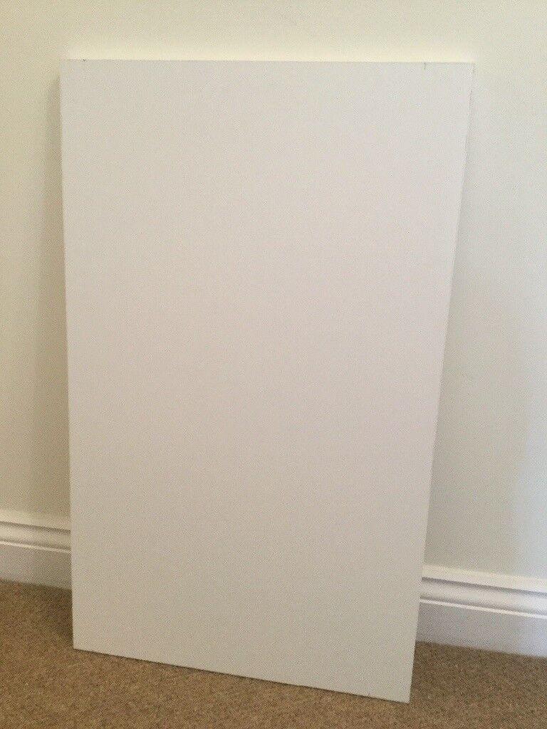 White melamine board | in Cambridge, Cambridgeshire | Gumtree