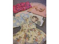Girls bundle of tops river island next age 6