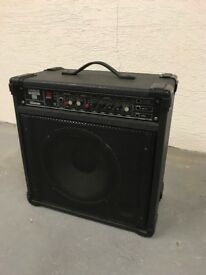 Torque Celestion 50 watt bass amplifier
