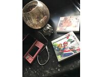 3DS rose gold