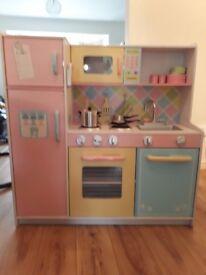 Children's KidKraft role play kitchen for sale