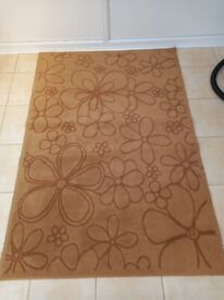 Brown/Mink Rug