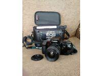 Canon EOS 100 (35mm Film) Camera