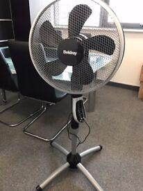 Beldray 360 Degree Pedestal Fan with Built in Timer