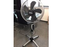 Beldray 360 Degree Pedestal Fan with Built in Timer