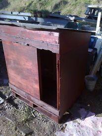 Dog Kennel (dog box, dog house)