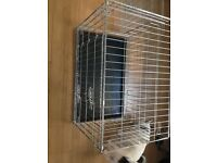 Small dog crate 25.00 ono