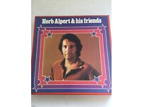 Vintage Vinyls Herb Alpert and His Friends
