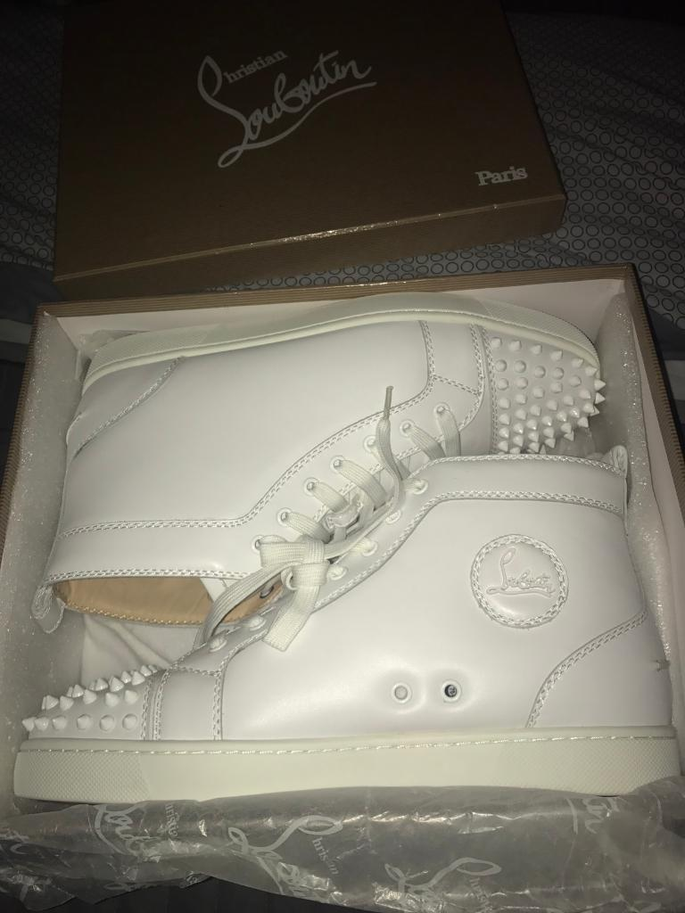Christian Louboutin Men's Trainers Size 9