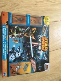 Star Wars command 22 piece brand new