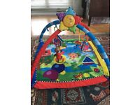 Baby Gym - Baby Einstein with toys and in box