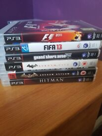 Sony PS3 slimline, controller and games