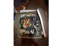 Box of cables FREE