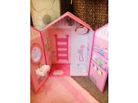 Baby Annabelle Bathroom